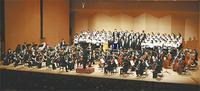 第九合唱団の写真